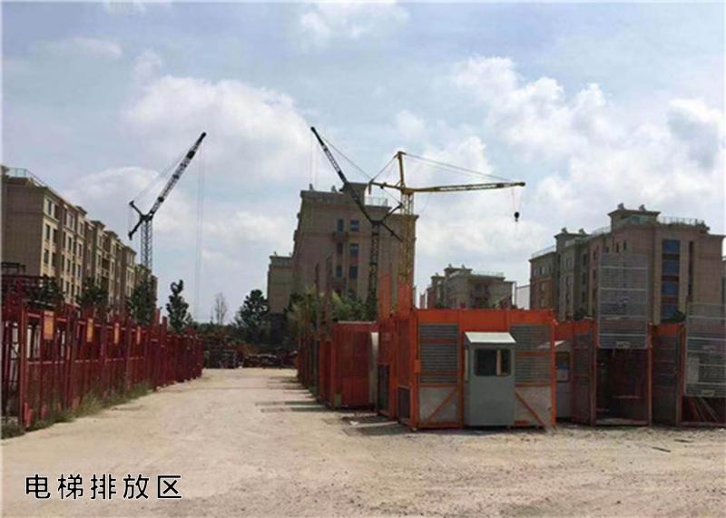 牡丹江电梯排放区